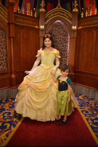 Thank you Princess Belle for such great memories.